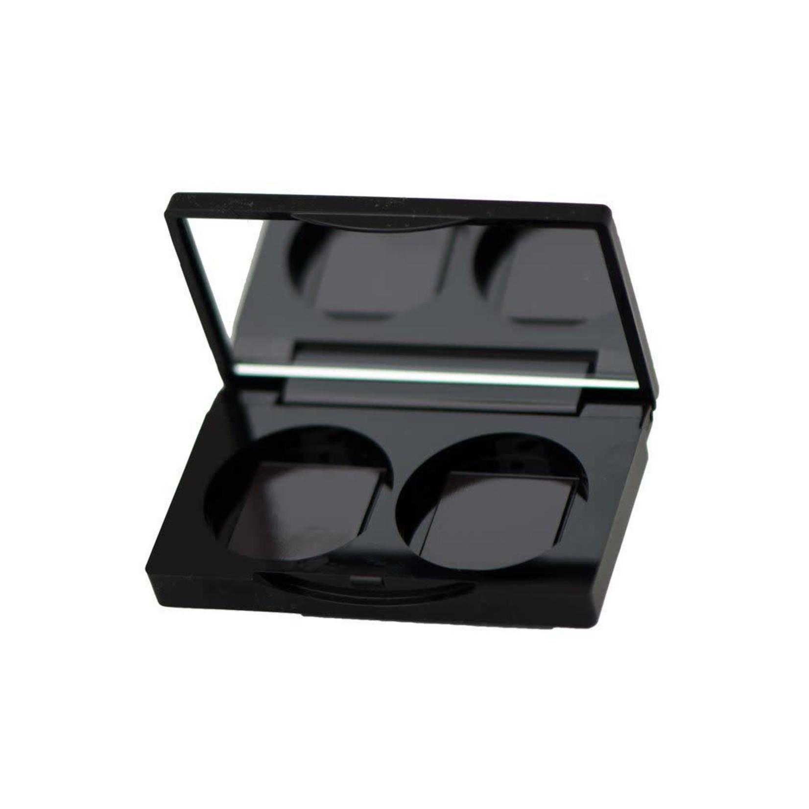 JKC 2-well Eyeshadow Compact