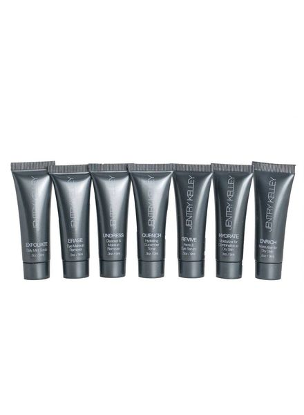 JKC Organic Travel Skincare Set (Combo to Dry)
