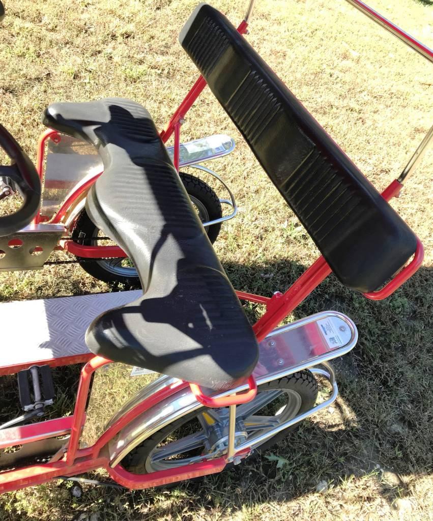 Used 2018 NewTecnoArt Selene Sport Surrey Bike
