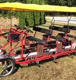 NewTecnoArt Selene Superbus Surrey Bike