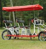 NewTecnoArt Selene Bus Surrey Bike