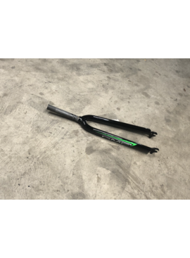 Threaded GMC Fork (Black & Green)