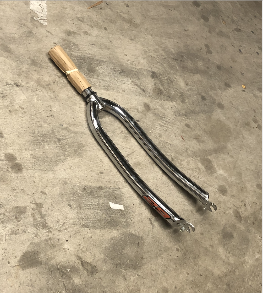29 Fork (Silver)