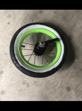 "12"" Children's Rear Wheel Green"