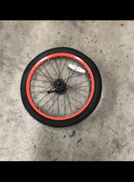 """16"""" Children's Rear Wheel Red"""
