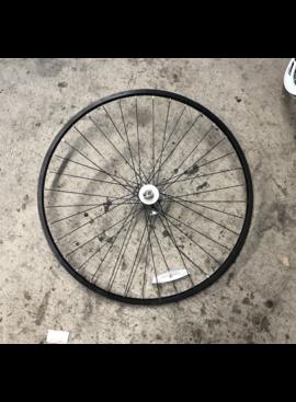 """29"""" Aluminum Wheel Black"""