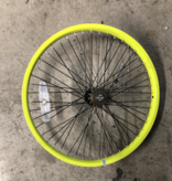 "16"" Rear Wheel Yellow"
