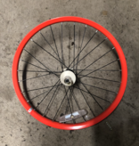 "16"" Front Wheel Aluminum Red"