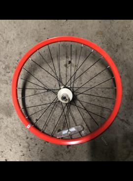 "16"" Front Wheel Aluminum Red"