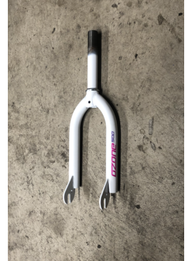 "16"" Threaded Ozone 500 Fork (White)"