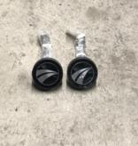 Children's Training Wheel Set Black