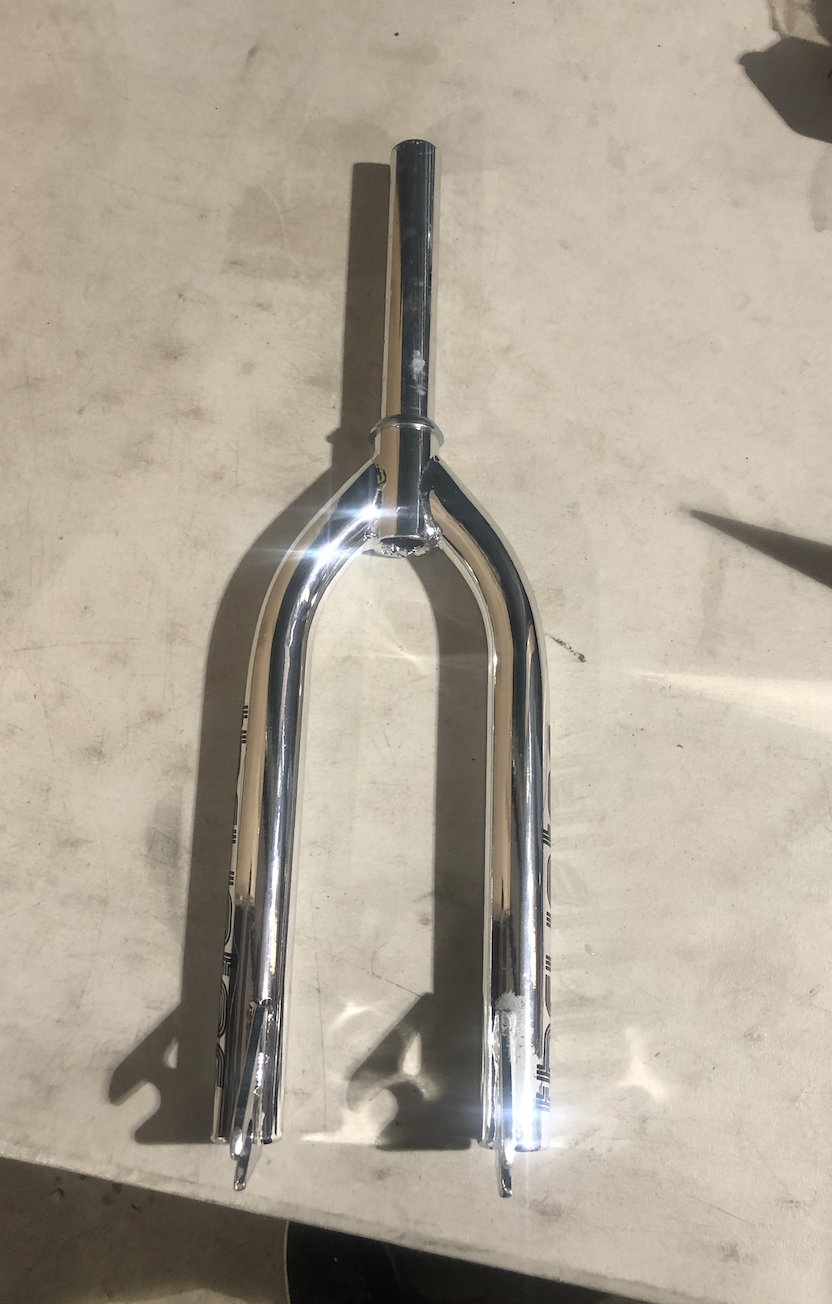 Thruster Fork (Silver)