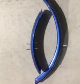 Royal Blue Front and Rear Fender Set