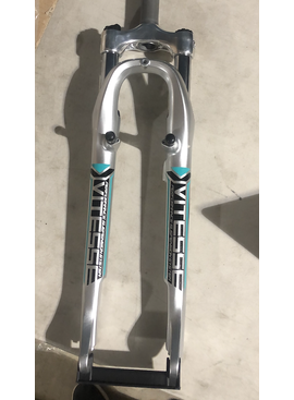 Vitesse Suspension Fork (Silver and Blue)