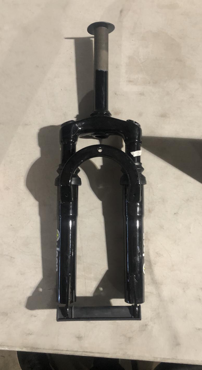 """16"""" Jeep Front Suspension Fork (Black)"""