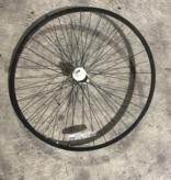 """27"""" Front Aluminum Wheel (Black)"""