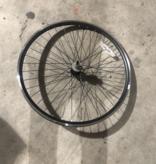 "27"" 1/2 Front Aluminum Wheel (Silver)"