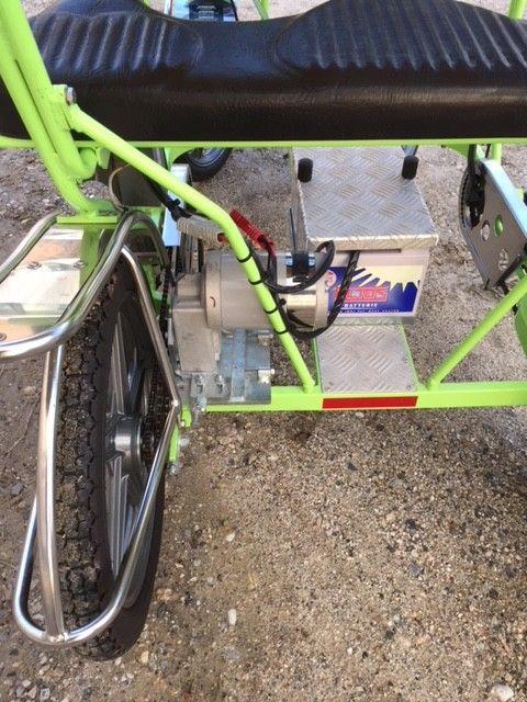NewTecnoArt Selene Sport Pedal Assistance