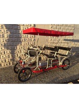 NewTecnoArt Selene Bus Pedal Assistance