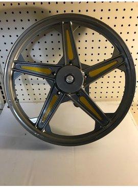 NewTecnoArt Front Wheel Naked Passenger Side Alloy