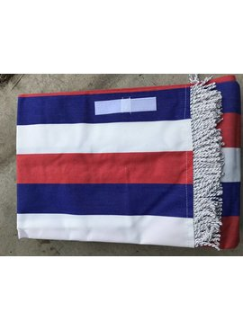 Sport Surrey Canopy Red White and Blue Nylon
