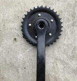 Single Chainwheel Surrey Crank