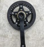 Double Chainwheel Surrey Crank
