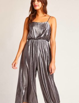 CHROMIUM JUMPSUIT