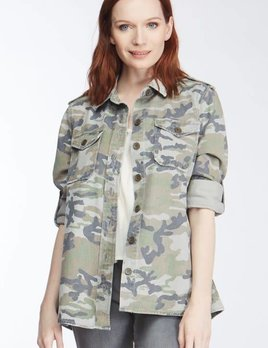 JACKET DENIM CAMO
