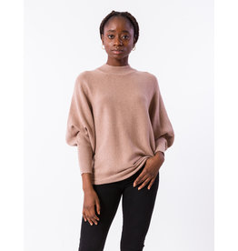 MOCK PULLOVER SWEATER