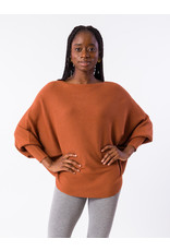 DOLLMAN SWEATER