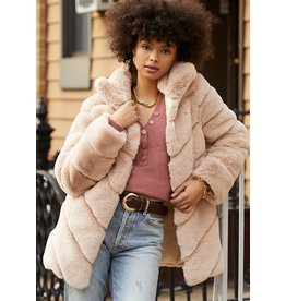 HEARTLOOM CAMB FUR COAT