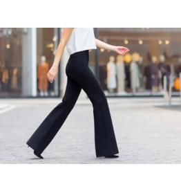 SPANX PERFECT BLACK PANT FLARE