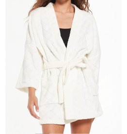 LUXE QUILTED KIMONO