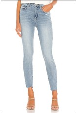 HIGH RISE SKINNY JEAN MONT