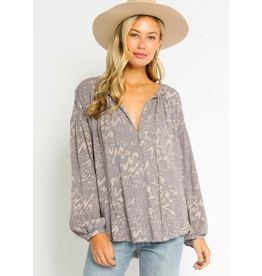 ECHO PEASANT TOP