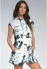 HOODIE SWING DRESS