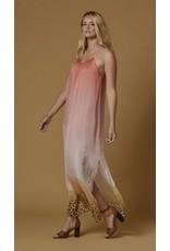 STRAPPY OMBRE MAXI DRESS