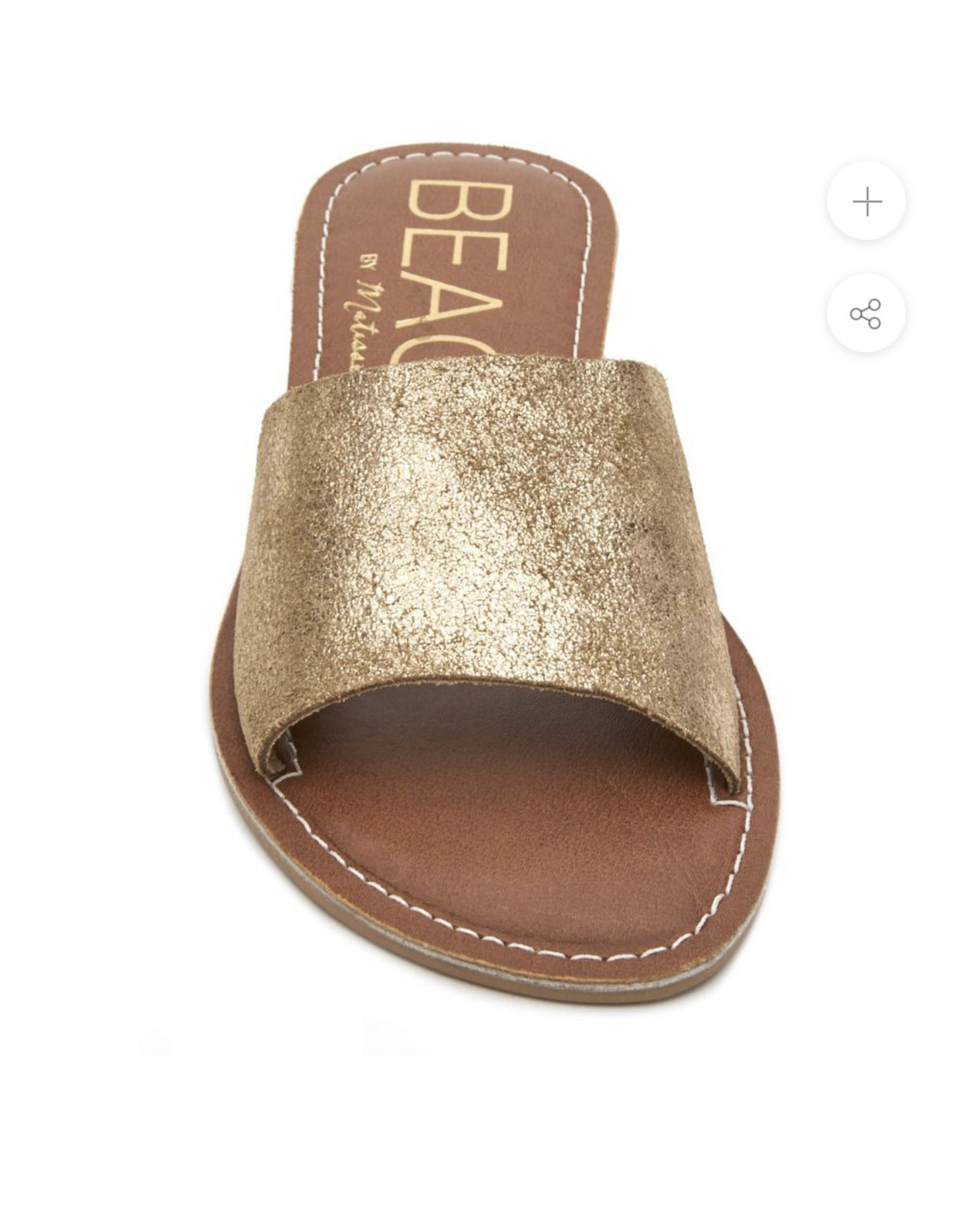 SUEDED SANDALS