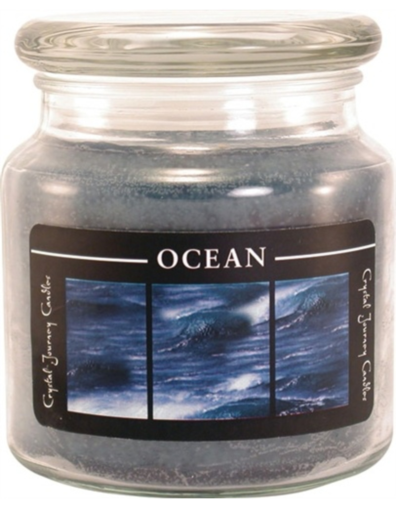 Crystal Journey Ocean Breeze Candle