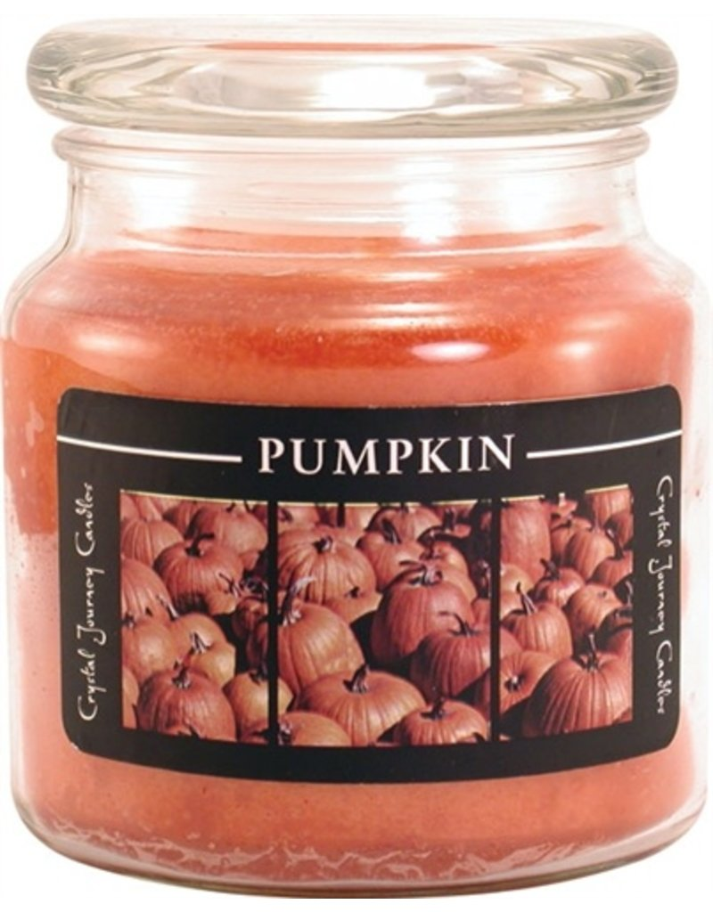 Crystal Journey Spiced Pumpkin Candle