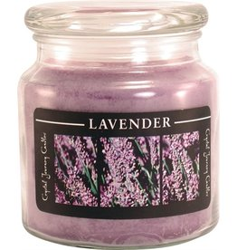 Crystal Journey English Lavender Candle