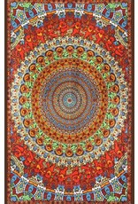 Grateful Dead Bear Vibrations Tapestry