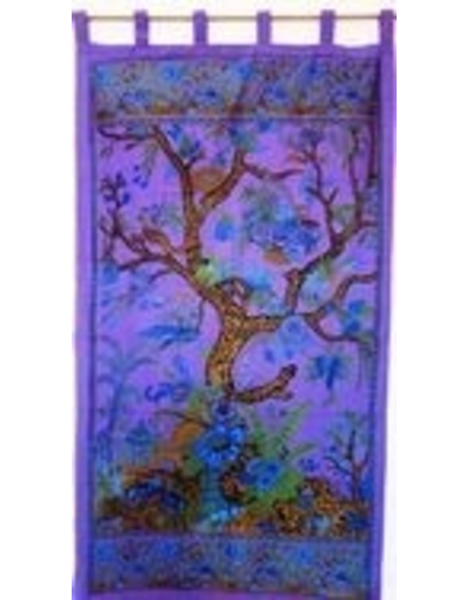 Tree of Life Curtain