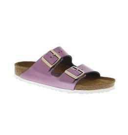 Birkenstock Arizona Soft Footbed Spectacular Pink Leather