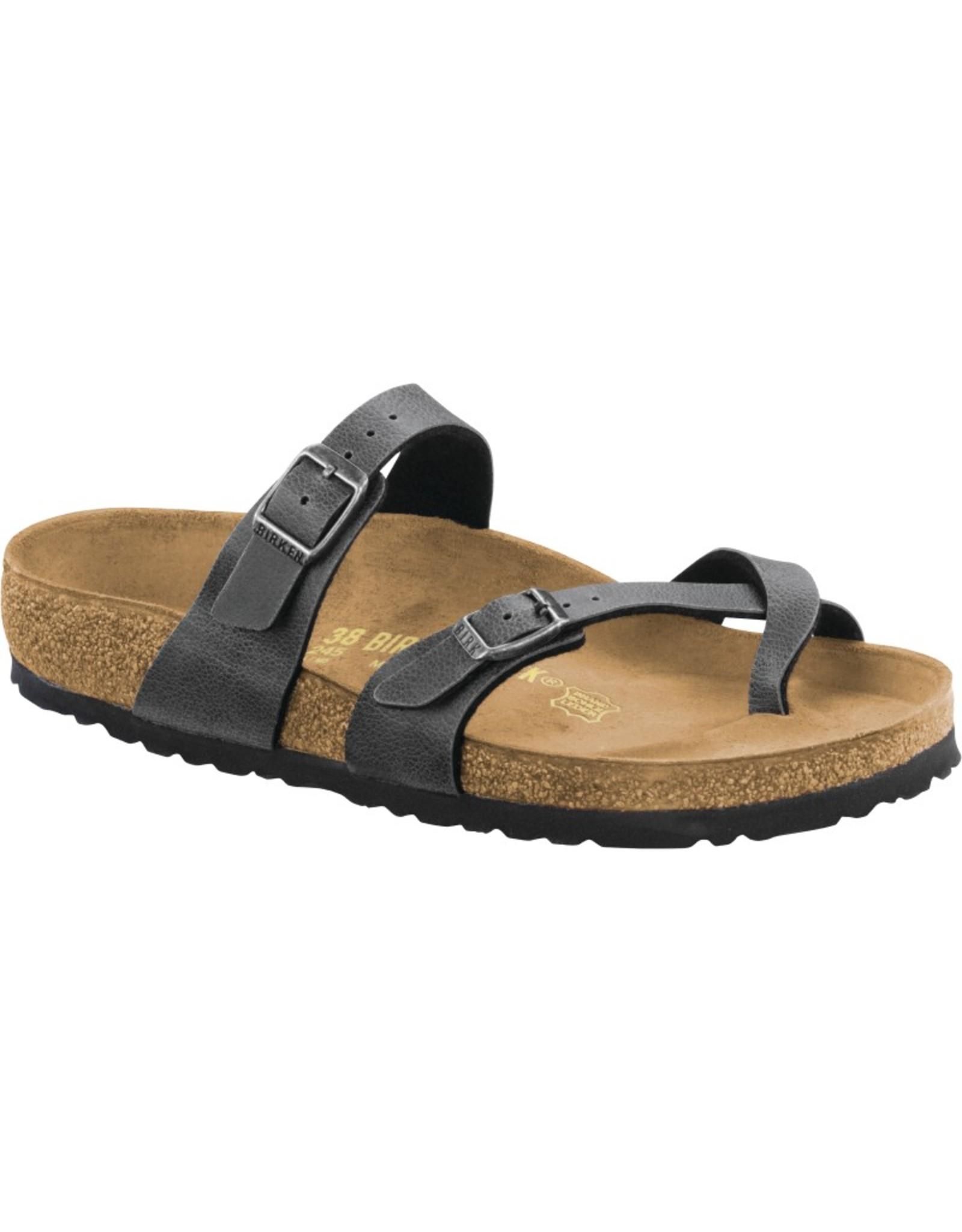 Birkenstock Mayari Anthracite Vegan Sandal