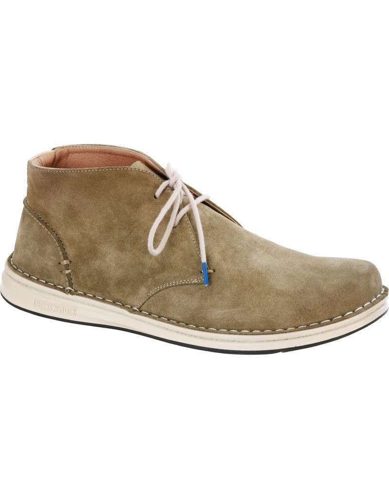 Birkenstock Troy Khaki Suede Chukka Boot