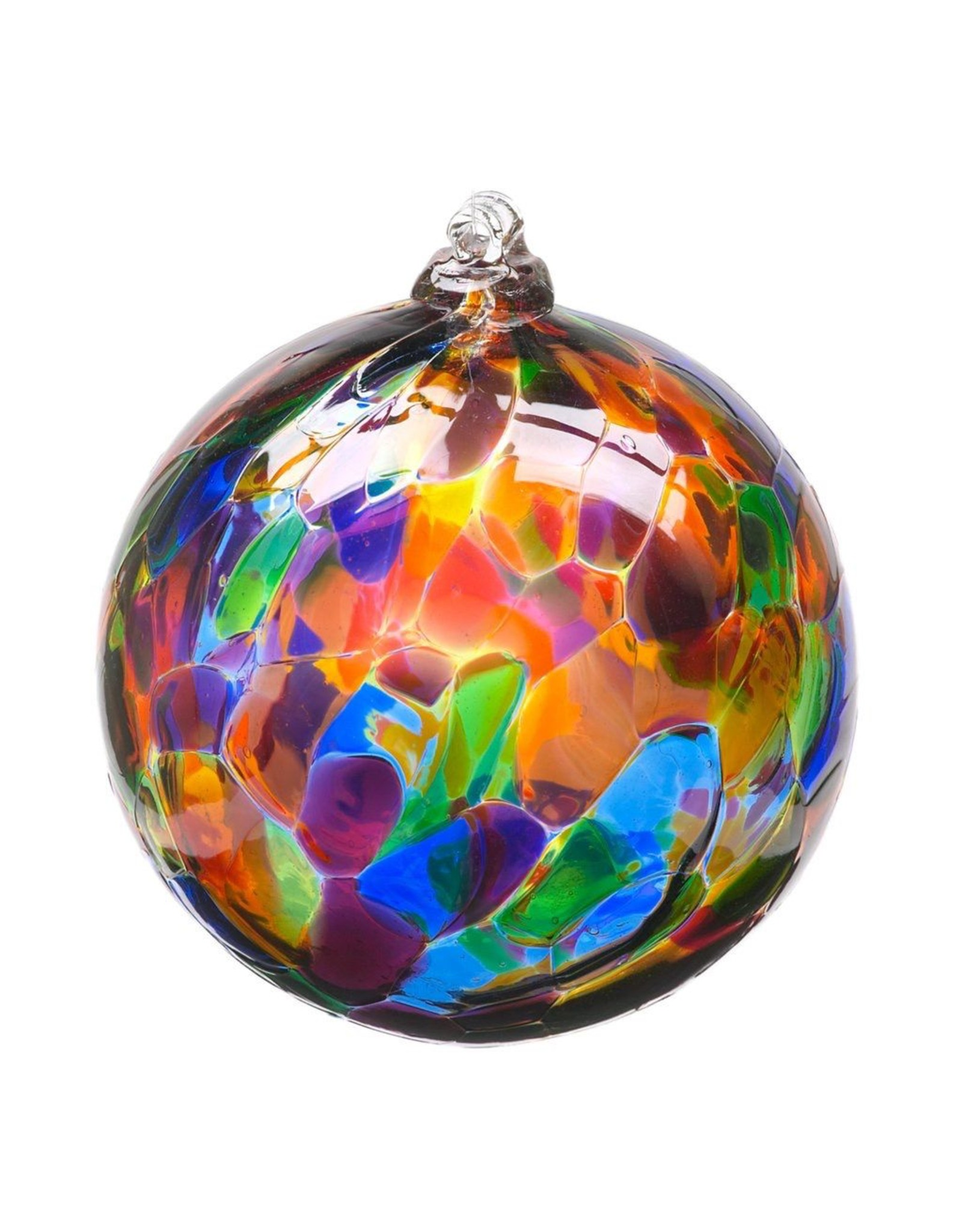 "6"" Calico Ball Festive Multi"