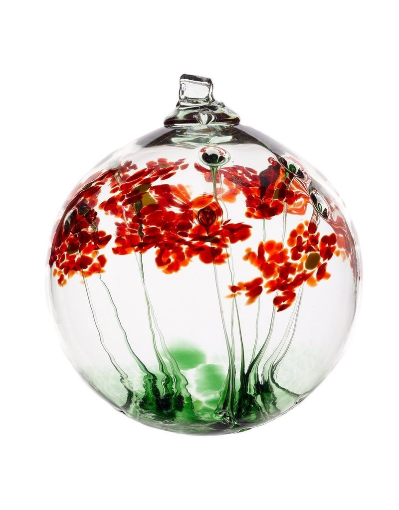 "6"" Blossom Ball Greetings"