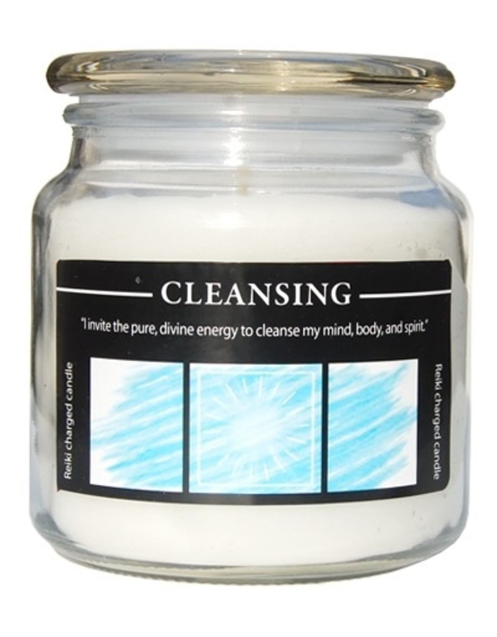 Crystal Journey 16 ounce Cleansing Candle